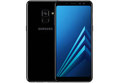 Смартфон Samsung Galaxy A8 A530F Black Stock A-
