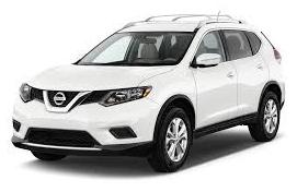 Nissan Rogue 2014-