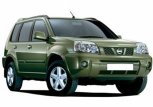Nissan X-Trail T30 2001-