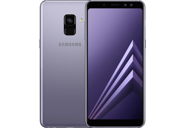 Смартфон Samsung Galaxy A8 A530F Orchid Gray Stock B