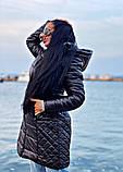 Пуховик женский зимний, фото 3