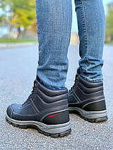 Мужские Ботинки Еврозима Мужская Обувь Размеры 41, 42, 43, фото 3