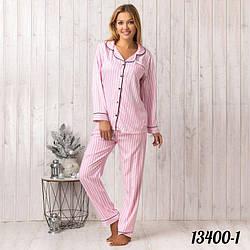 Комплект-двійка жіночий: сорочка і штани Dominant (Туреччина) 13400-1 | 1 шт.