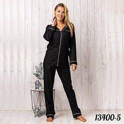 Комплект-двойка женский: рубашка и брюки Dominant (Турция) 13400-5   1 шт.