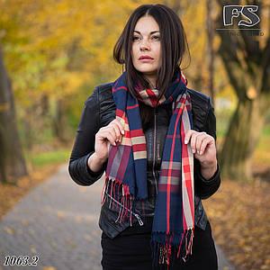 Стильний шарф двосторонній
