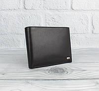 Портмоне, кошелек мужской Petek 1750 черный без застежки, съемный правник, фото 1
