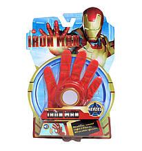 Перчатка Железного Человека со световыми и звуковыми эффектами) - Iron Man glove