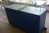 Торговая витрина 1700х600х1230мм