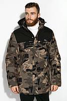 Куртка 120PCHB9801 (Пісочно-чорний) XXL