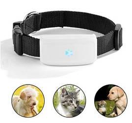 Ошейник Tkstar TK911 с GPS трекером и влагозащитой для собак и кошек