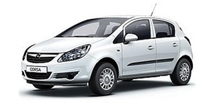Opel Corsa D 2006-