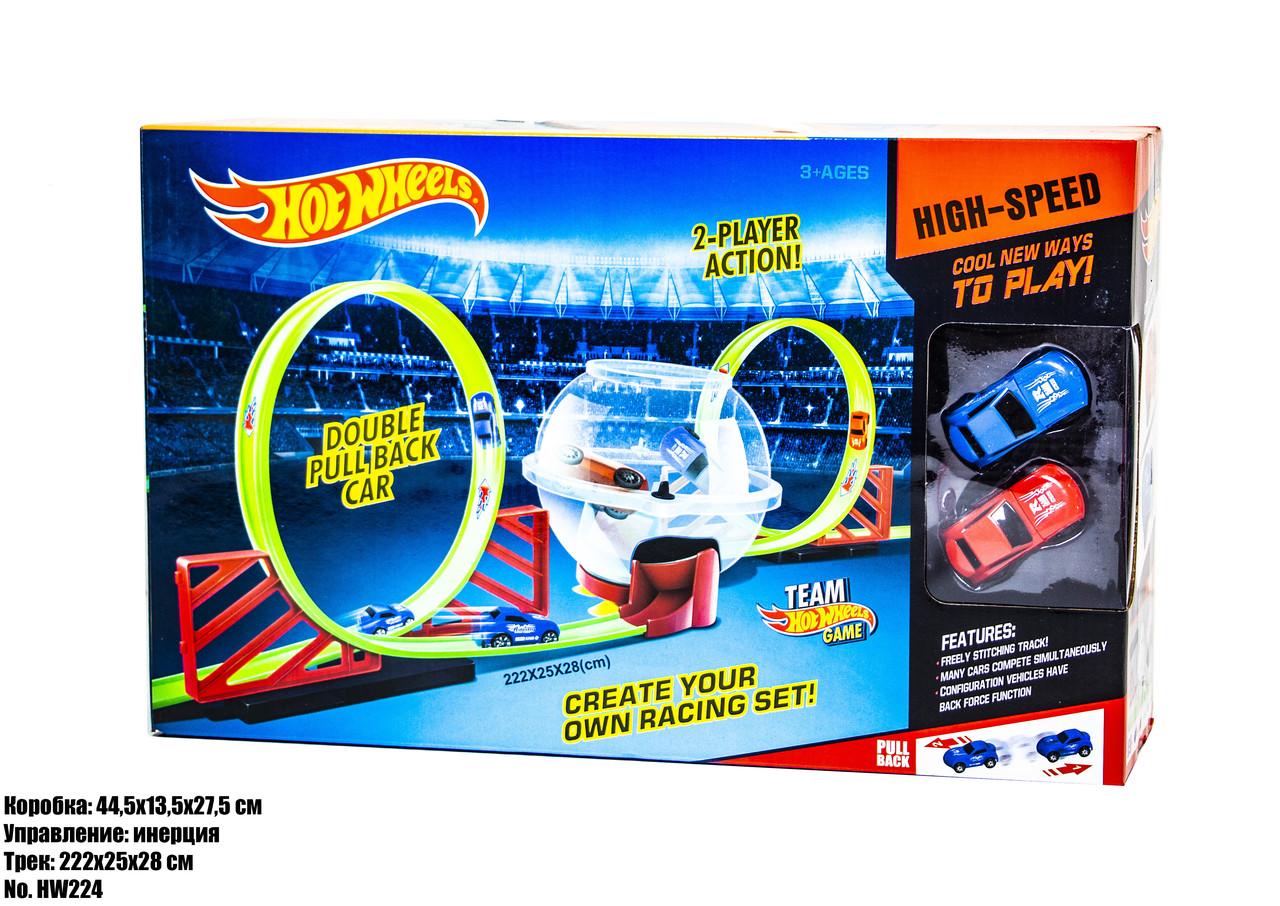 Автотрек Hot Wheels HW224