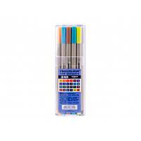 Набор маркеров Finecolour Liner 24 цвета (B)
