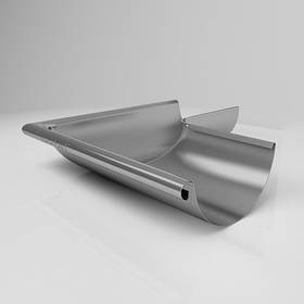 Угол внешний 90 KE Roofart Zinc 150 мм