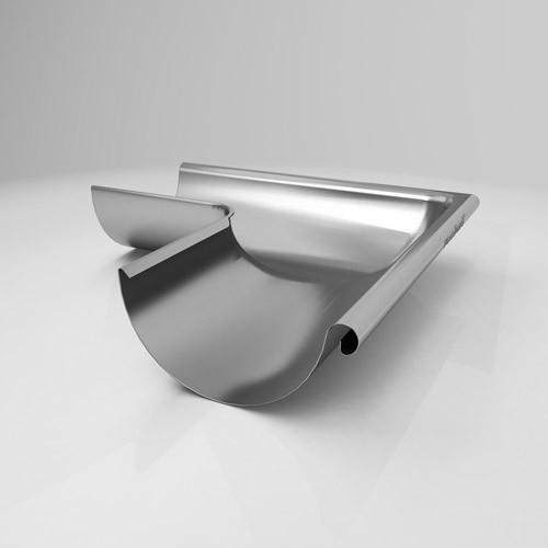 Угол внутренний 90 KI Roofart Zinc 150 мм