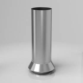 Дренажный соединитель RC  Roofart Zinc 150 мм