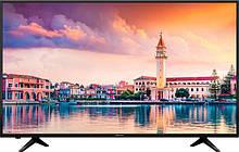 Телевизор Hisense H55AE6400 (55 дюймов, PQI 1600 Гц, Ultra HD 4K, Smart, Wi-Fi, DVB-T2/S2)