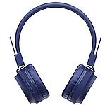 Беспроводные наушники Bluetooth HOCO W25 Promise Синий, фото 2