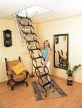 Чердачная лестница FLEX TERMO OMAN (металлический короб), фото 3