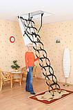 Чердачная лестница FLEX TERMO OMAN (деревянный короб), фото 3