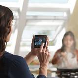 Мансардное окно Velux Premium GGL206621A с дистанционным управлением  INTEGRA® + оклад 78*118см (0414), фото 4