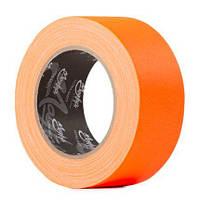 Флуоресцентная клейкая лента Le Mark MAGTAPE™ XTRA MATT Fluorescent Orange 25mm X 25m (MATTCTME25NOR25)