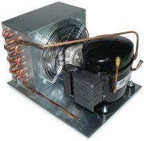 Б/у Холодильный агрегат от промышленного холодильника для охлаждение продуктов питания.
