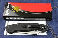 НОВЫЙ Нож складной, раскладной Spyderco спайдерко