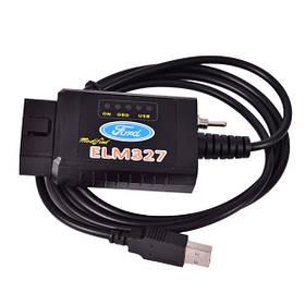 Діагностичний автомобільний сканер Ediag ELM327 V1.5 FTDI FT232RL HS CAN / MS CAN (USB version)