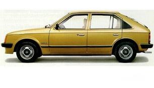 Opel Kadett 1984-