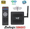 TV-Приставка Ugoos TOX1 4/32GB S905X3 (Android Smart TV BOX, Андроид Смарт ТВ Приставка, Андроїд тв бокс), фото 3