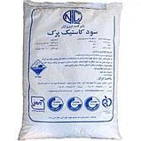 Сода каустическая (гидроксид натрия, натр едкий) чешуированная в мешках, 25 кг, фото 2