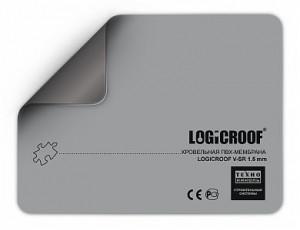 Полимерная ПВХ-мембрана  LOGICROOF V-SR 1.5мм (20*2м)