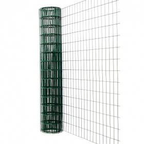 Рулонный забор Заграда Классик 2,0х10 м D=2,2 мм ячейка 50х100 мм