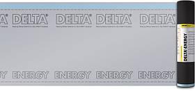 Диффузионная мембрана с теплоотражающим покрытием DELTA®-ENERGY
