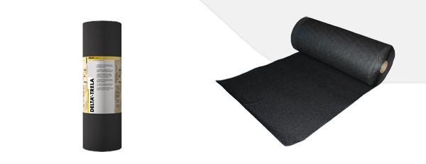 Объёмная диффузионная мембрана для крыш с металлическим кровельным покрытием DELTA®-TRELA