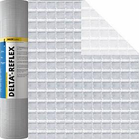 Энергосберегающая 4-слойная пароизоляционная плёнка Dorken DELTA®-REFLEX 180 г/м.кв.1,5м х 50м (1347)