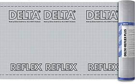 Энергосберегающая 4-слойная пароизоляционная плёнка Dorken DELTA®-REFLEX PLUS 180 г/м.кв.1,5м х 50м (1348)
