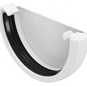 Пластиковая заглушка желоба 120/80 CLASSIC Devorex Болгария