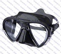 Маска для подводной охоты Cressi-sub Matrix, черная