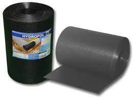 Гидроизоляция для фундаментов и стяжек HYDROFOL (1м*25м)