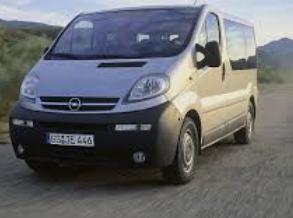 Opel Vivaro 1 2001-