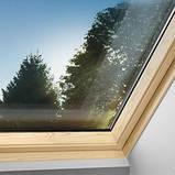 Мансардное окно Velux Стандарт Плюс GLL1061B, 78*118см экстра теплое, ручка снизу + оклад, фото 3