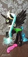 Пони 14 см. My Little Pony Мой маленький пони Кризалис Игрушка для девочек Единорог, фото 1