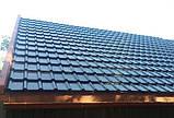 Металлочерепица Decorrey Grand® Ruukki 30, 0.5мм группа цветов basic, фото 5