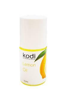 """Масло Kodi для кутикулы """"Лимон"""" 15 мл."""