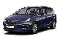Opel Zafira Tourer С 2011-/2016-