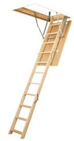Чердачная лестница LWS Plus* FAKRO, розмір 70*130