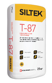 Смесь для систем теплоизоляции SILTEK Т-87 (27,5кг) (2039)