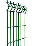 Ограждение, секционный забор, секции ограждения СІТКА ЗАХІД ф3.4оц+ПВХ ячейка 200х50мм 1.03/2.5м (2053), фото 9